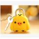 卡通密码锁箱包锁衣服造型柜子挂锁-小黄鸡地摊论坛